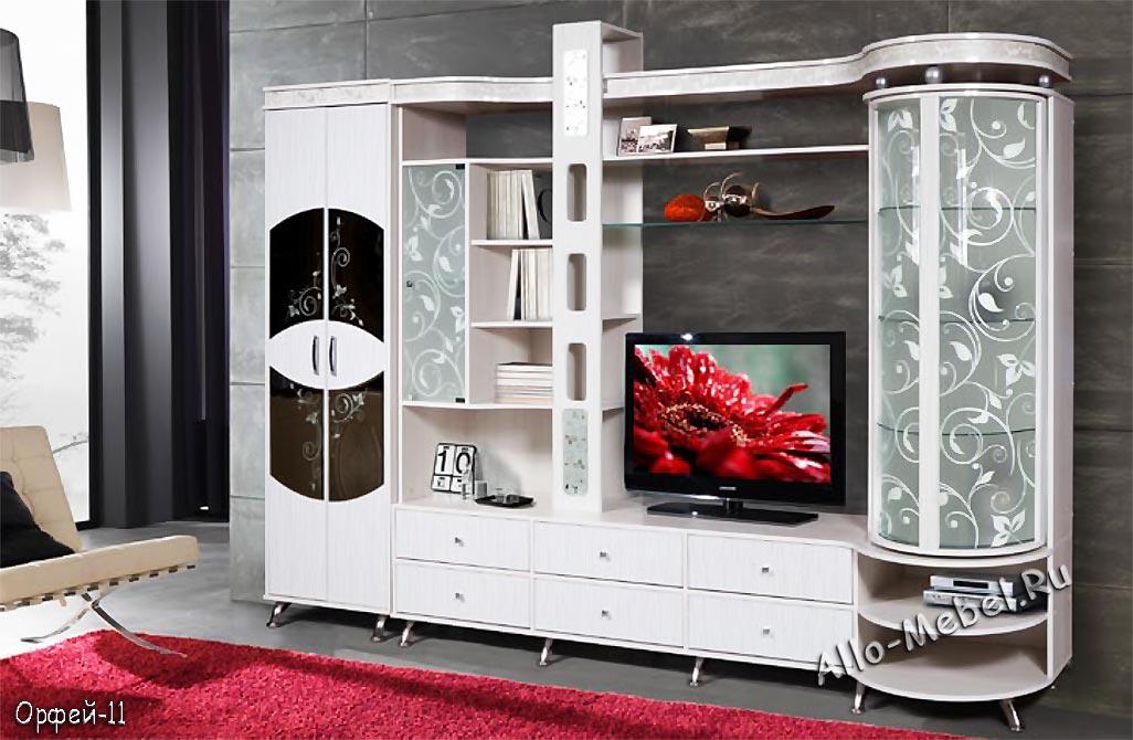 Встречайте новую мебель для гостиной.